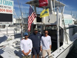 light tackle fishing, February fishing, February fishing report, deep-sea fishing, reef fishing, wreck fishing, backcountry fishing, flats fishing, fishing charter, fishing charter boat