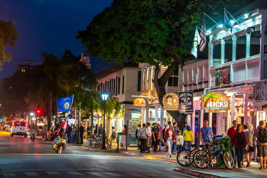 Nightlife in Key West FL